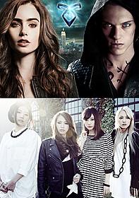 ガールズバンド「SCANDAL」が 「シャドウハンター」日本版イメージソングを書き下ろし「シャドウハンター」
