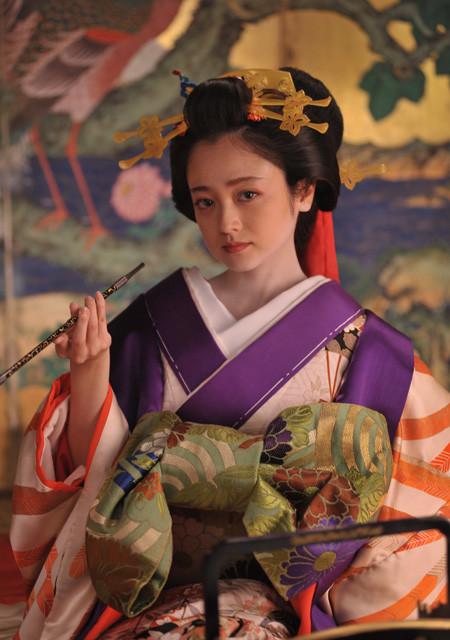 安達祐実20年ぶり映画主演!「花宵道中」で初の花魁役