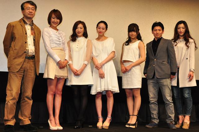 金子修介監督、5度目のゆうばり映画祭参加に笑顔