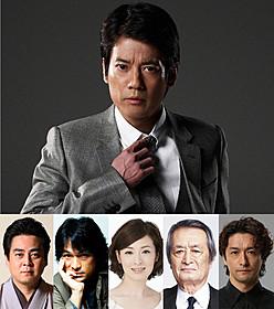 中堅企業社長を演じる唐沢寿明「白い巨塔(1966)」