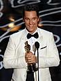 【第86回アカデミー賞】 21キロ減量でエイズ患者演じたマシュー・マコノヒーが主演男優賞