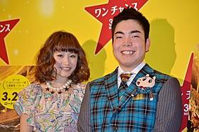 高橋愛と演歌歌手の徳永ゆうき「ワン チャンス」