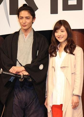 「幕末高校生」主演の玉木宏、初共演した石原さとみは「瞬発力ある」