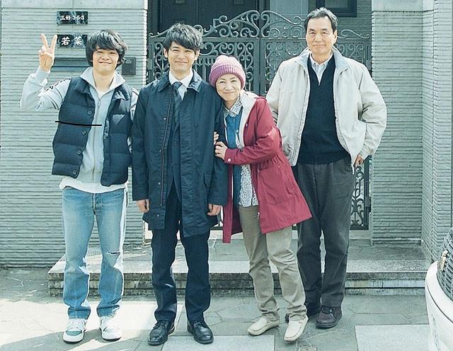 石井裕也監督「ぼくたちの家族」映画化にあわせ原作タイトル変更