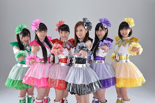 北川景子、「ももクロ」加入で限定ユニット「きもクロ」結成