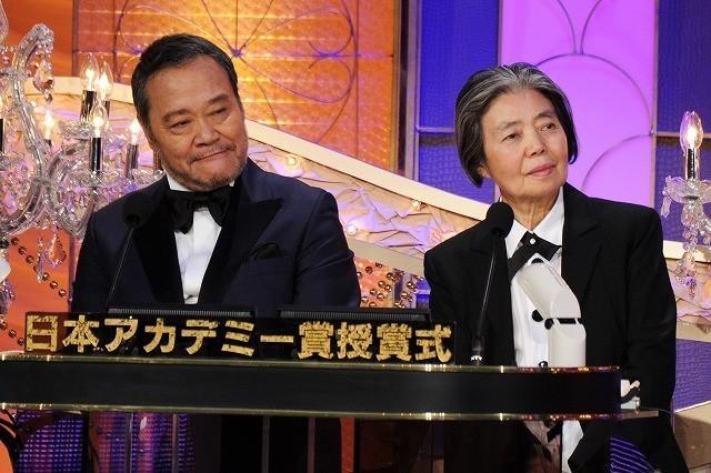 【第37回日本アカデミー賞】西田敏行&樹木希林、貫禄の司会ぶりで受賞者タジタジ
