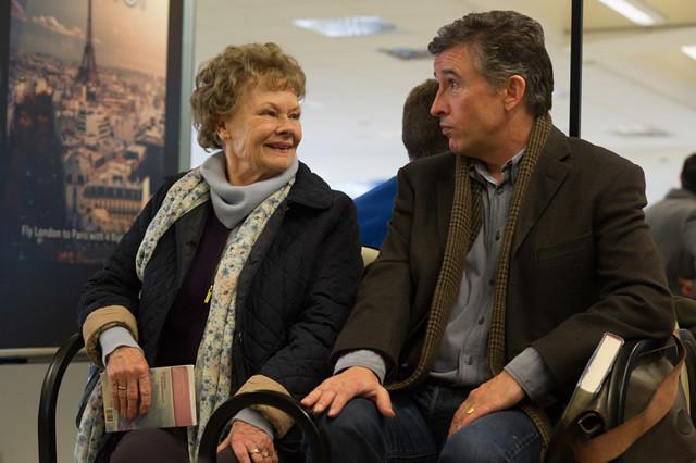 「あなたを抱きしめる日まで」企画のコメディ俳優、ジュディ・デンチとの共演を述懐