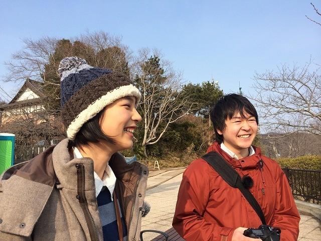 能年玲奈、NHK東日本震災関連番組で石巻の高校生カメラマンと交流