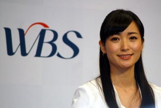大江麻理子アナ、大役も魅力そのまま「経済を身近に」