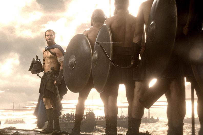 【全米映画ランキング】「300 スリーハンドレッド 帝国の進撃」が首位デビュー