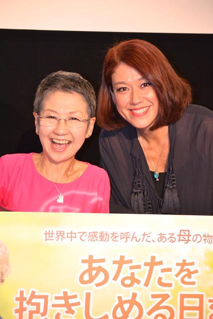 LiLiCo、母の他界を告白 綾戸智恵が絶妙なフォロー