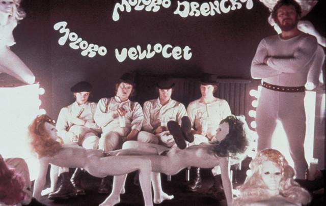 キューブリックの娘が「2001年宇宙の旅」「時計じかけのオレンジ」現場写真を公開