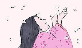 2014年中に米国で公開される予定「かぐや姫の物語」