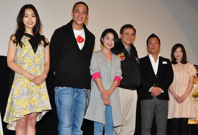 台湾スター、ピーター・ホー、犬との撮影を述懐し日本語で「ムズカシイ!」