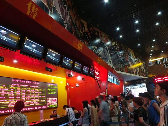 2014年の中国映画興行成績が早くも10億ドル突破