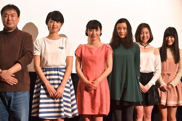 美少女大集合の青春コメディ「乙女のレシピ」公開 少女たちの成長に監督も「ドギマギ」