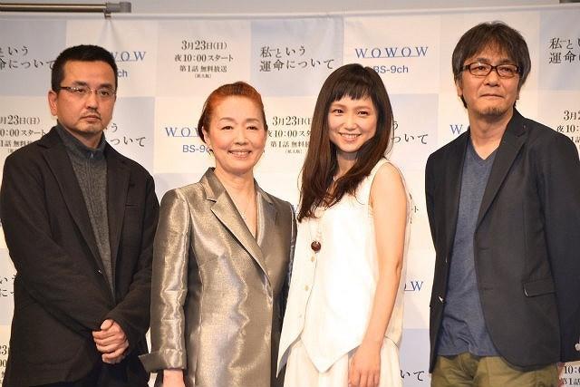 直木賞作家・白石一文作品初の映像化に、脚本家・岡田惠和は「その重圧感たるや」