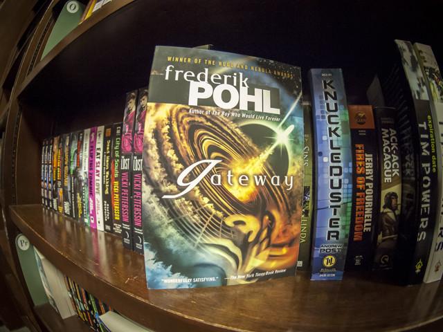 フレデリック・ポールのSF小説「ゲイトウエイ」がテレビドラマ化