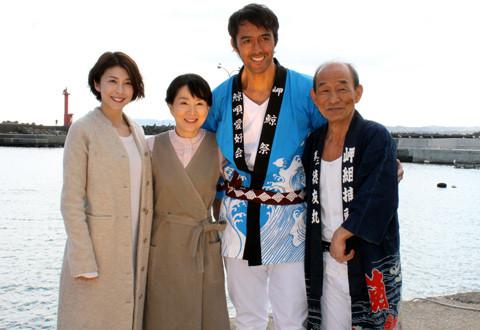 吉永小百合「ふしぎな岬の物語」主演&プロデューサーとして奔走 成島出監督、千葉県知事までもがゾッコンに
