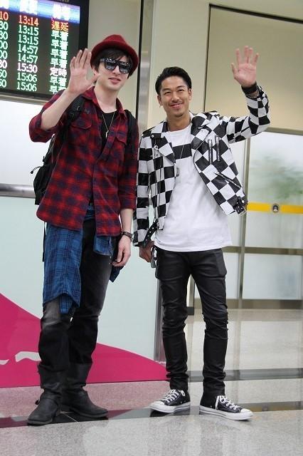 「GTO」AKIRA&城田優、台湾凱旋で熱烈歓迎!湘南が舞台の新シリーズ放送も決定