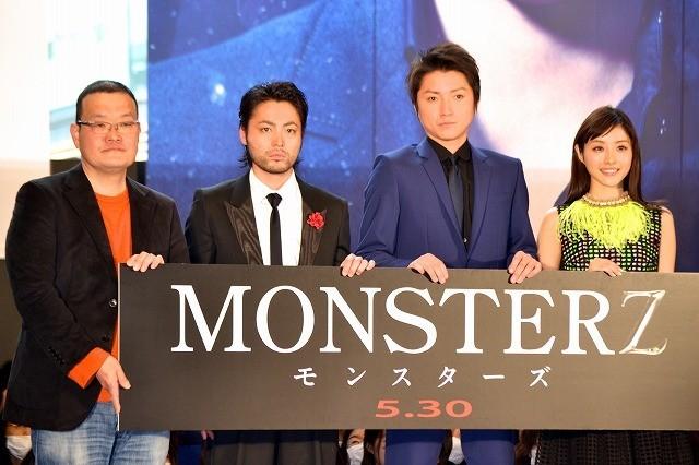 中田秀夫監督、藤原竜也と山田孝之の初共演を絶賛「素晴らしい」