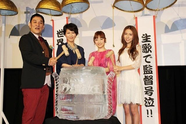 興収100億円射程内!「アナと雪の女王」公開5日間で100万人突破