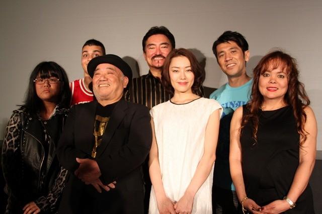 第6回沖縄国際映画祭開幕 ゴリ監督、舞台挨拶でヒートアップ