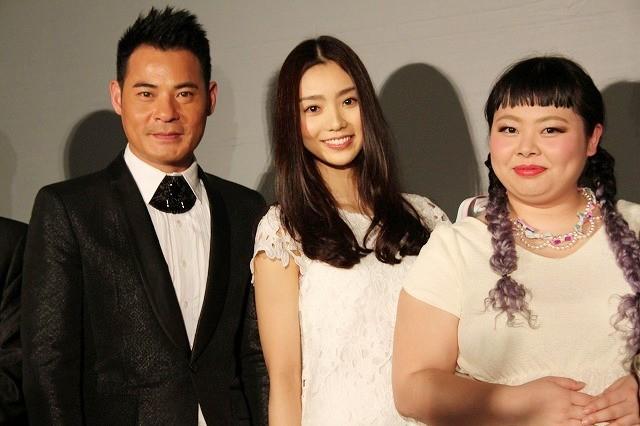 渡辺直美、日本・香港合作映画に主演 監督の発言に「気分が乗った」