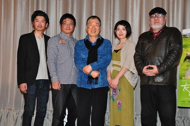 名バイプレイヤー上田耕一、「映画が終わってみたら主役になっていた」