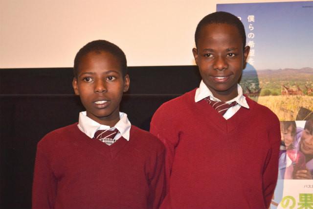 """命がけで通学するケニアの兄妹、日本の子どもたちにエール「学校は将来への""""源""""」"""