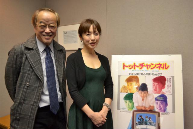 大森一樹監督、斉藤由貴は「幸運を運んでくれた女神様」