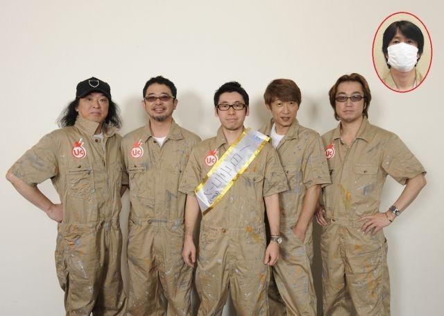 ユニコーン、アニメ映画「宇宙兄弟」主題歌に新曲ふくむ2曲提供