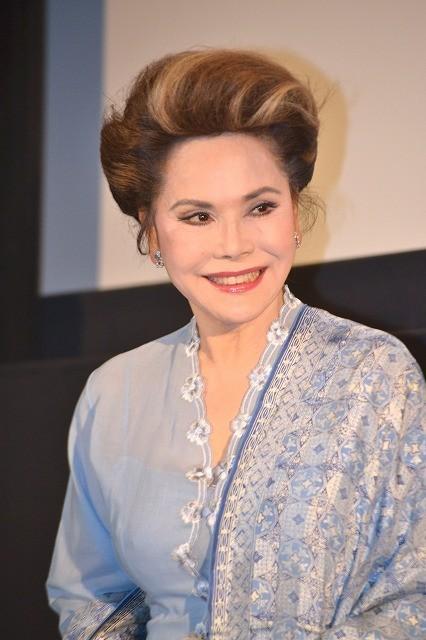 デヴィ夫人、インドネシア大虐殺の真実を暴いた米監督に感謝「真実は必ず勝つ」 - 画像2
