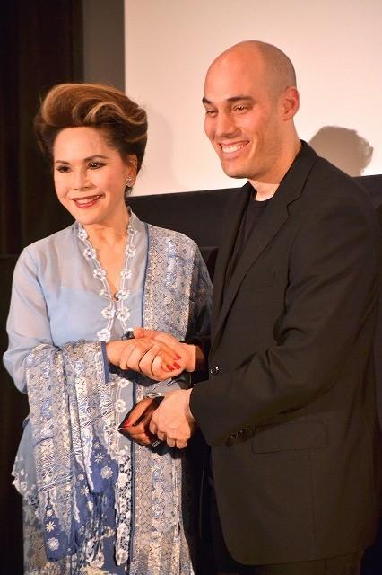 デヴィ夫人、インドネシア大虐殺の真実を暴いた米監督に感謝「真実は必ず勝つ」 - 画像4