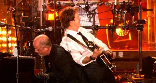 ポール・マッカートニーら伝説のライブを劇場で!「NY ANNIVERSARY LIVE!」特報公開