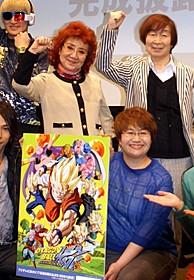「ドラゴンボール改」声優陣がトークショー「Z」