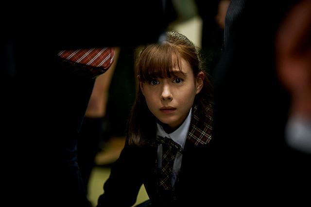 トリンドル玲奈「呪怨」で女子高生役 初のホラー映画に「演技の幅広がった」