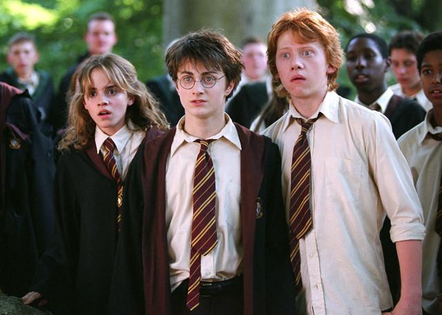 「ハリー・ポッター」スピンオフ、3部作として製作