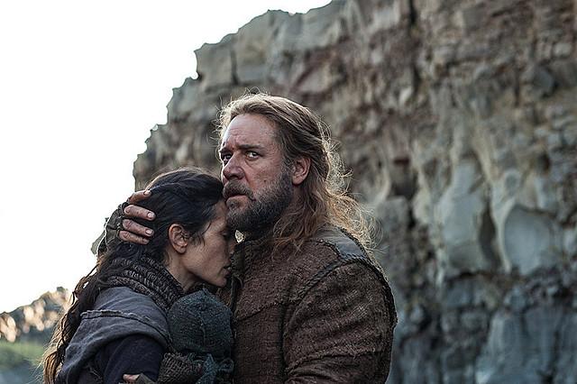 【全米映画ランキング】ラッセル・クロウ主演、アロノフスキー監督の「ノア 約束の舟」が首位デビュー