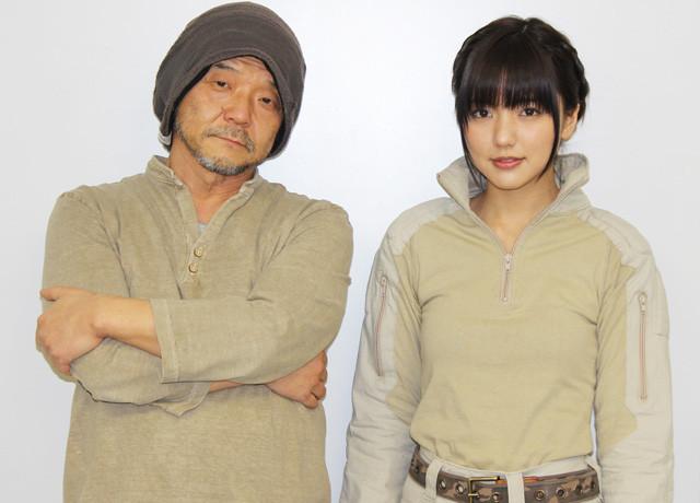 押井守×真野恵里菜 2014年、なぜ「パトレイバー」は再び立ち上がったのか?
