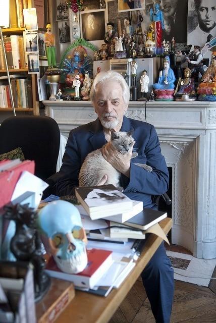 御年85歳の鬼才A・ホドロフスキー監督、東京で100人座禅会を開催