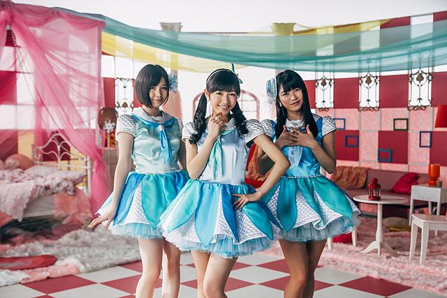 渡辺麻友×横山由依×岩田華怜 AKB48新ユニット「ミルクプラネット」結成