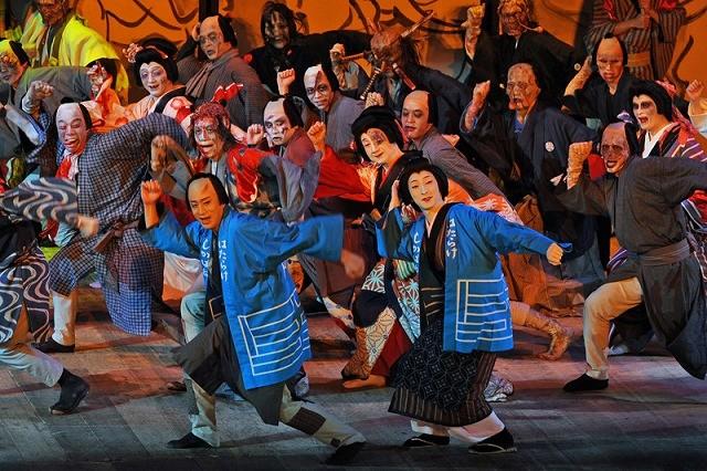 歌舞伎と出会いを両方楽しむ「シネマ歌舞伎コン」開催決定!
