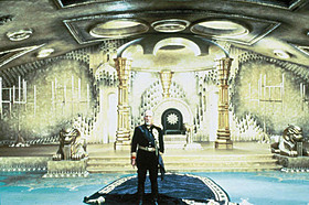 デビッド・リンチが映画化した「砂の惑星」の一場面「ホドロフスキーのDUNE」
