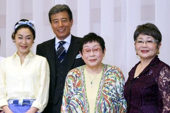 橋田壽賀子氏「まだ89歳」元気いっぱい「なるようになるさ。」続編へ