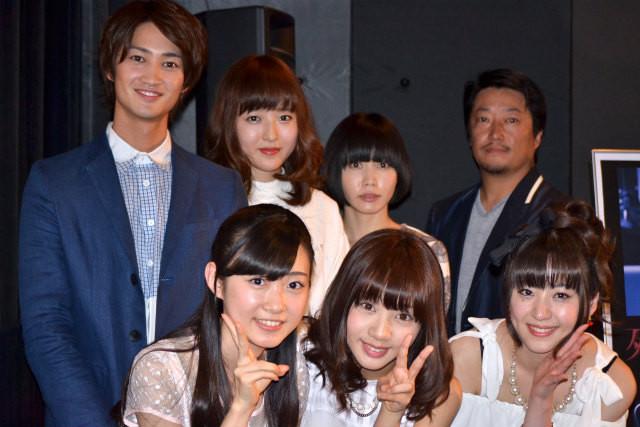 乃木坂46・能條愛未、初主演映画「死の実況中継」は「ドッキリだと思った」