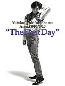 「復活 尾崎豊 YOKOHAMA ARENA 1991.5.20」ジャケット写真「復活 尾崎豊 YOKOHAMA ARENA 1991.5.20」