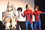 金爆・歌広場淳にオネエ疑惑? 「スパイダーマン2」敵役デイン・デハーンにメロメロ