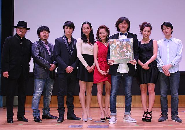 塩谷瞬、桜塚やっくんに感謝 主演作「歌舞伎町はいすくーる」で共演