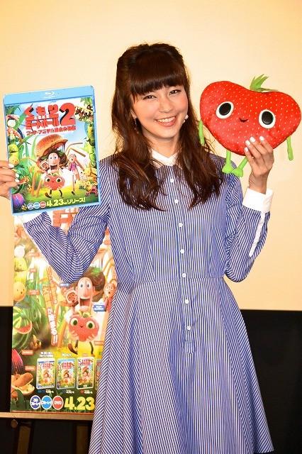 新婚ホヤホヤ・安田美沙子、幸せオーラ全開! 子どもは「2人欲しい」